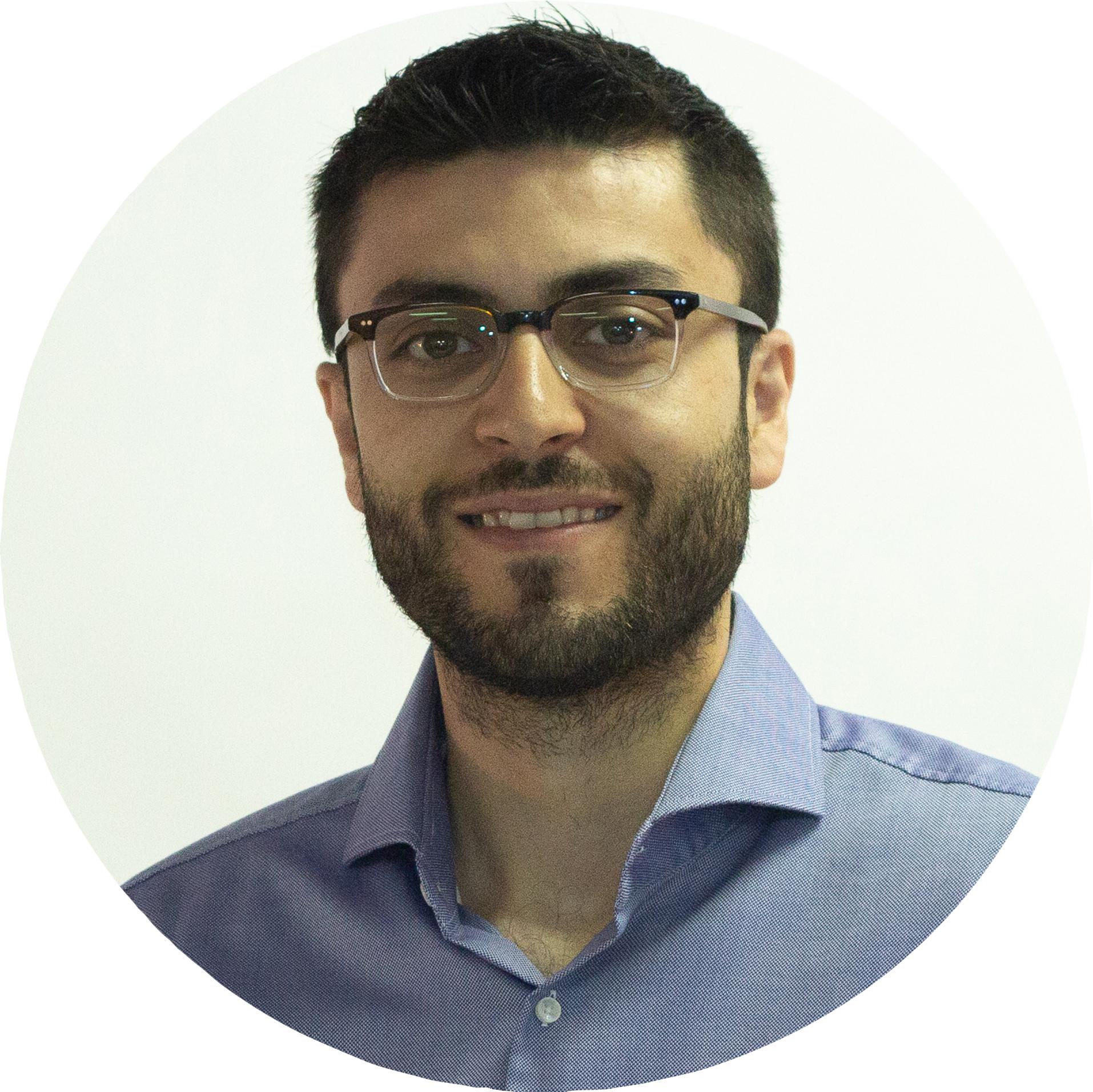 Akram Ayach, COO