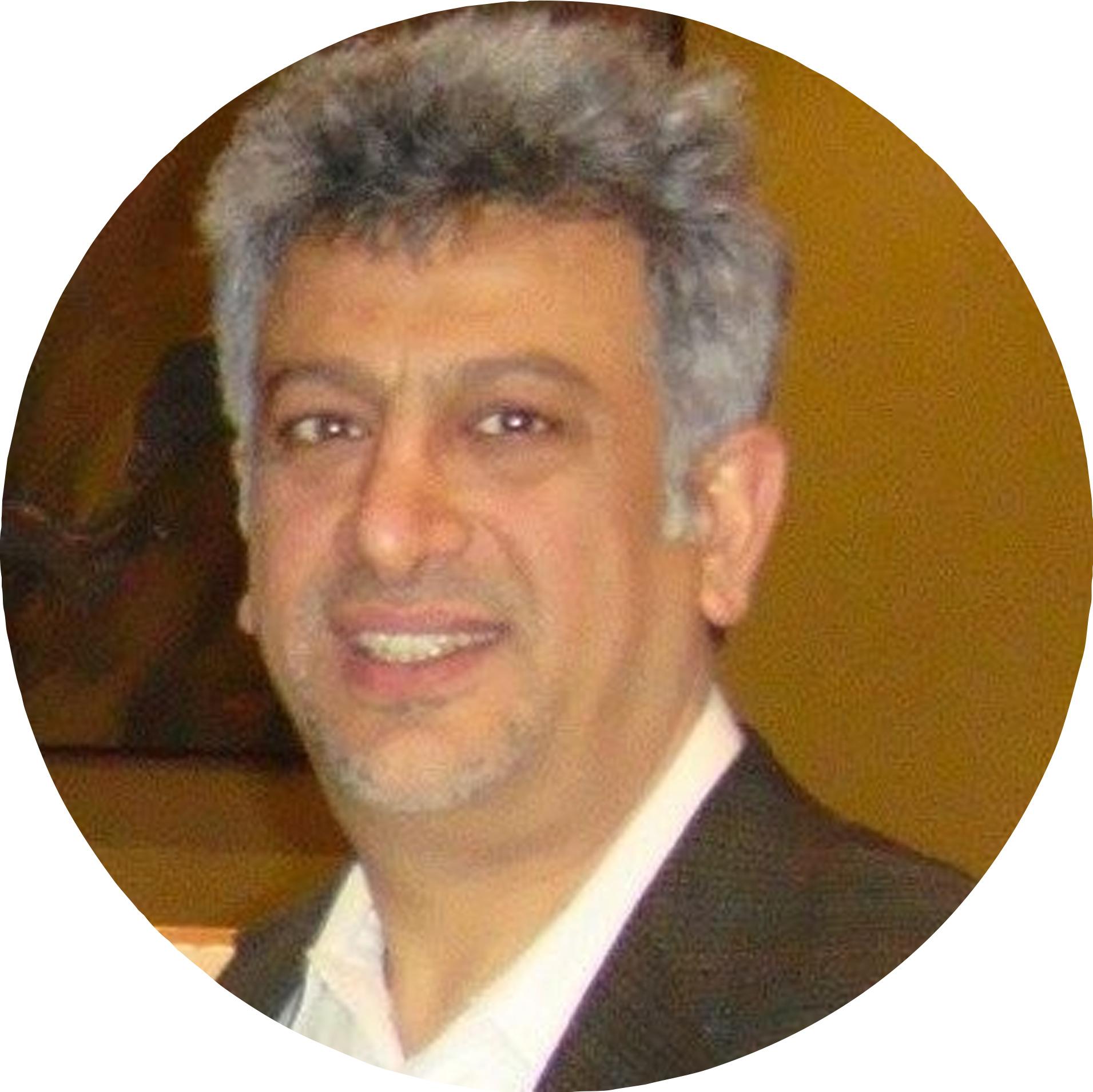 Navid Saberi, Advisor